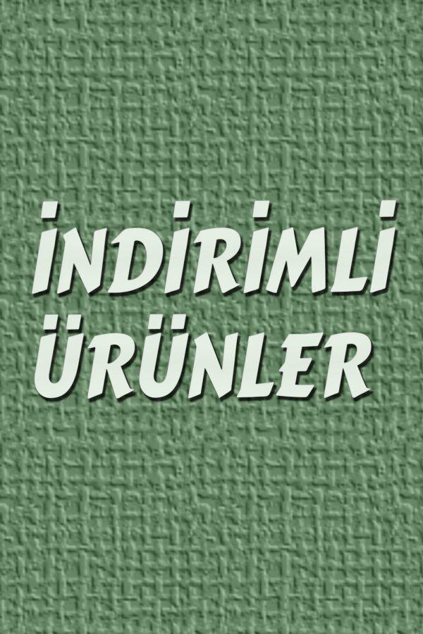İNDİRİMLİ ÜRÜNLER